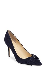 Ivanka Trump Women's Dirent Classic Pump With Fringe Bow