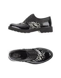 Cult Moccasins Black