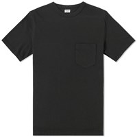Homespun Tennessee Pocket Tee Black