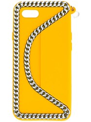 Stella Mccartney 'Falabella' Iphone 6S Case Yellow And Orange
