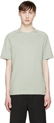 Tim Coppens Green Double Back T Shirt