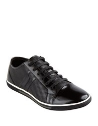 Kenneth Cole Down N Up Sneakers Black