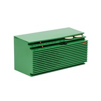 Magpie The Modern Home Mini Radio Green