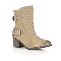Lotus Blaze Ankle Boots Green
