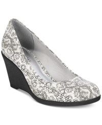 American Living Mikala Platform Wedge Pumps A Macy's Exclusive Style