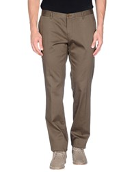 Boss Black Trousers Casual Trousers Men Military Green