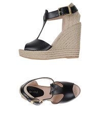 Cuple Footwear Espadrilles Women Black