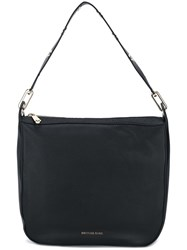 Michael Michael Kors Oversized Eyelets Shoulder Bag Black