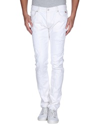 Roy Rogers Roy Roger's Jeans White