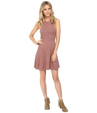 Billabong Dream On Dress Ash Rose Women's Dress Pink