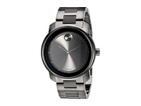 Movado Bold 3600259 Ionic Plated Grey Steel Watches Metallic