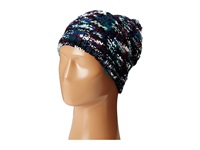 Michael Stars Color Splash Slouch Hat Adriatic Caps Green