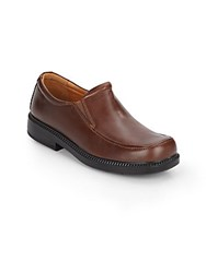 Eastland Leather Loafers Brown
