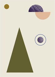 Ferm Living Geometry Poster 1