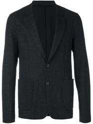 Wooyoungmi Two Button Blazer Black