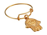 Alex And Ani Precious Expandable Wire Ring Gold Hand Of Fatima Ring