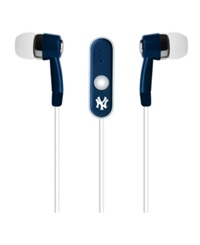 Mizco New York Yankees Earbuds Team Color