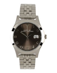 Marc By Marc Jacobs Wrist Watches Silver