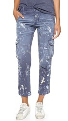 Nsf Basquiat Pants Painted Postal Blue