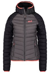 Jack Wolfskin Zenon Down Jacket Dark Grey
