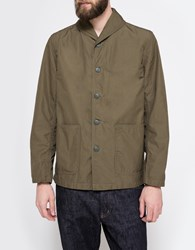 Beams Plus B Usn 80 3 Rip Ca Jacket Olive