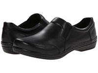 Klogs Usa Arbor Black Smooth Men's Clog Shoes