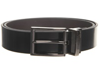 Calvin Klein 35Mm Reversible Flat Belt Black Brown Men's Belts