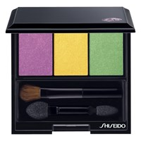 Shiseido Luminising Satin Eyeshadow Trio Tropicalia