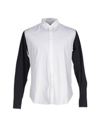 Department 5 Shirts Shirts Men White