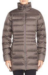 Women's Columbia 'Hellfire' Down Jacket Mineshaft