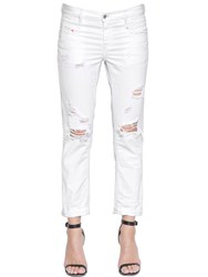 Diesel Belthy Ankle Soft Cotton Denim Jeans