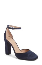 Tory Burch Women's 'Rouseau' Ankle Strap Pump