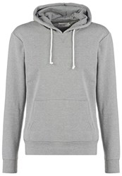 Pier One Sweatshirt Grey Melange Mottled Grey