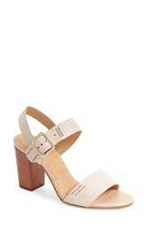 Seychelles Women's 'Champion' Sandal Nude Leather