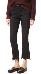 Ag Jeans The Jodi Crop Black Storm