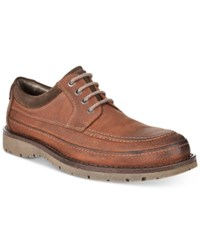 Dockers Men's Eastview Oxfords Men's Shoes Red Brown