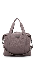 Adidas By Stella Mccartney Oversized Gym Bag Cement Grey