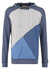 Solid Rollie Long Sleeved Top Insignia Dark Blue