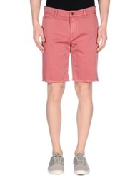 Fred Perry Bermudas Pastel Pink