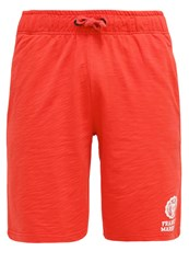 Franklin And Marshall Tracksuit Bottoms Comets Red
