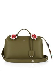 Fendi By The Way Flowerland Tail Cross Body Bag