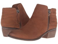 Dune Petrie Tan Suede Women's Pull On Boots