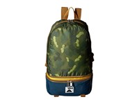 Poler Tourist Pack Green Camo Backpack Bags