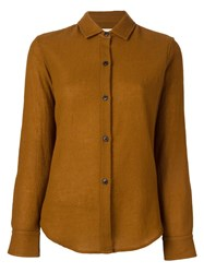 Simon Miller 'Adda' Shirt Brown