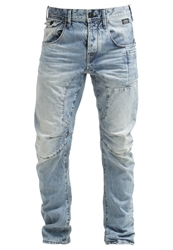 Jack And Jones Jack And Jones Jjcostan Relaxed Fit Jeans Blue Denim Light Blue