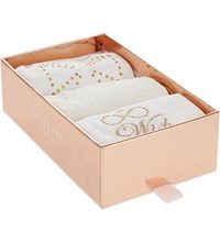 Ted Baker Once Upon A Wish Sock Gift Pack Cream
