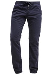 Tom Tailor Denim Aedan Trousers Night Sky Blue Dark Blue