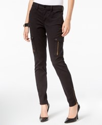 William Rast Utility Slim Leg Pants Black