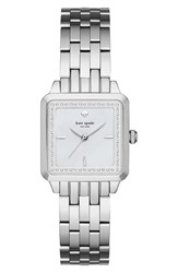 Women's Kate Spade New York 'Washington' Square Bracelet Watch 25Mm