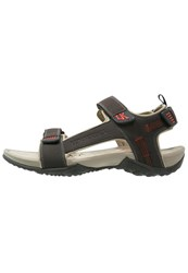 Lumberjack Blade Walking Sandals Coffee Brown